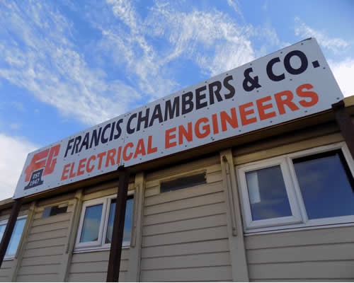 Francis Chambers Rotherham